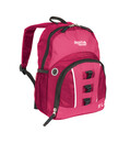 Regatta Deerhill 10L Backpack bright red/tulip pink
